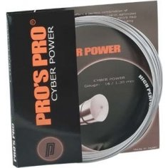 ***Pros Pro Cyber Power black 1.25mm 12m