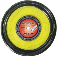 Synthetic 130 200m neon-gelb