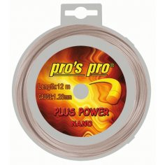 Pros Pro Plus Power 12 m 1.28 natur