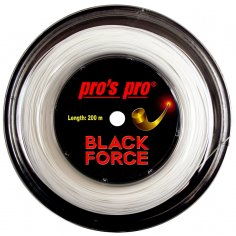 Black Force 200 m 1.25 mm weiß