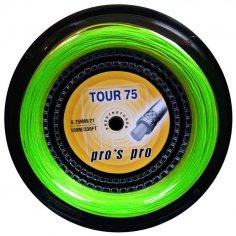 PROS PRO Tour 75  100 m neon-grün