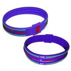 Power Band No. 3 violett