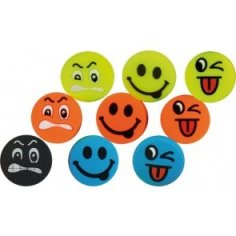 Pros Pro Funny Face Damper angry 3er