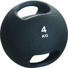 Medizinball mit Griffen 4 kg
