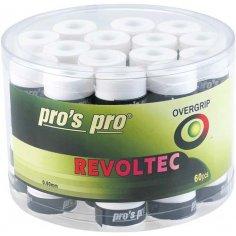*Pros Pro Revoltec Grip 60er weiß