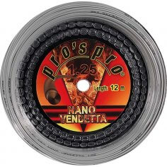 ***Pros Pro Nano Vendetta 12m silber 1.25
