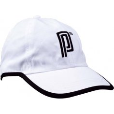Pros Pro Kappe 016 weiß + schwarzer Rand