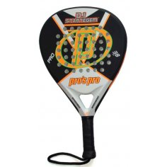 Pros Pro Padel Racket Strategem D1