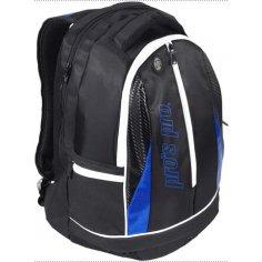 Pros Pro Rucksack schwarz-blau