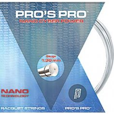 ***Nano Cyber Power silber 1.30 12 m