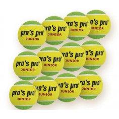 Pros Pro Junior 12er gelb-grün