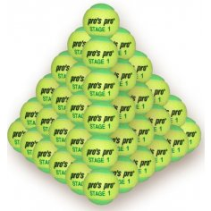 *pros pro Stage 1  gelb/grün  60er Beutel