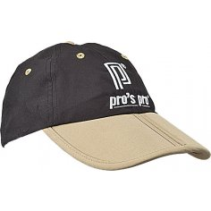 Pros Pro Kappe R008 schwarz-beige