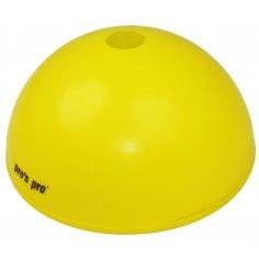 Halbkugelfuß gelb