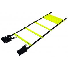 Koordinationsleiter 4 m ECO neon-gelb