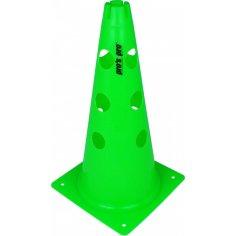 ***Lochkegel 38 cm grün