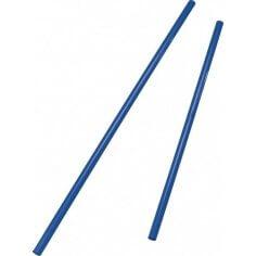 Hürdenstange 80 cm blau