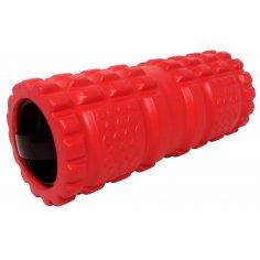 Vibrative Foam Roller 33 x 14 cm rot