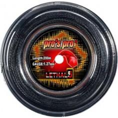 Pros Pro Lethal 5 200m schwarz 1.27