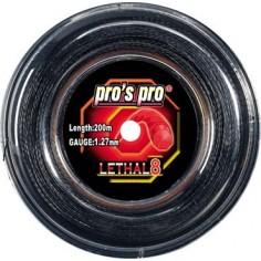 Pros Pro Lethal 8 200 m schwarz 1.27 mm
