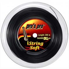 Pros Pro iString Soft 200 m schwarz 1.30