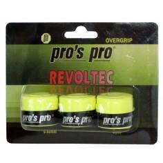 Pros Pro Revoltec Grip 3er gelb