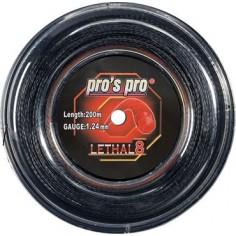 Pros Pro Lethal 8 200 m schwarz 1.24 mm