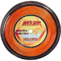Pros Pro HEXASPIN 200 m 1.30 orange