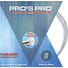 Nano Cyber Power silber 1.30 12 m