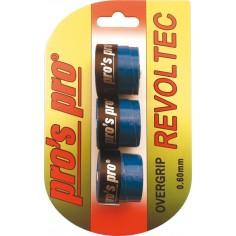 Pros Pro Revoltec Grip 3er blau