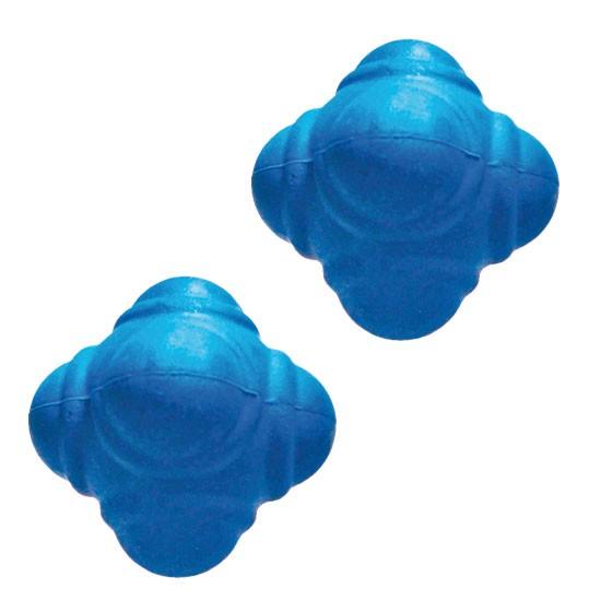 Pro's Pro Reaktionsball 7 cm, weich, hellblau