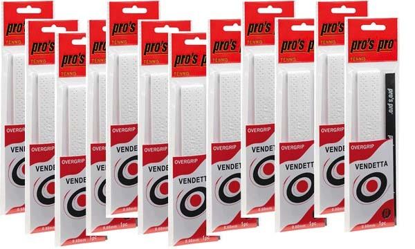 Vendetta Grip 12er weiß