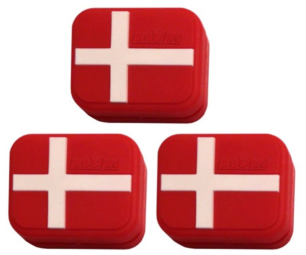Pro's Pro Vibrationsdämpfer Vibra Stop Dänemark 3er eckig