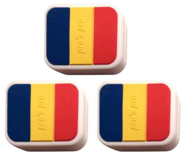 Pro's Pro Vibrationsdämpfer Vibra Stop Rumanänien 3er eckig