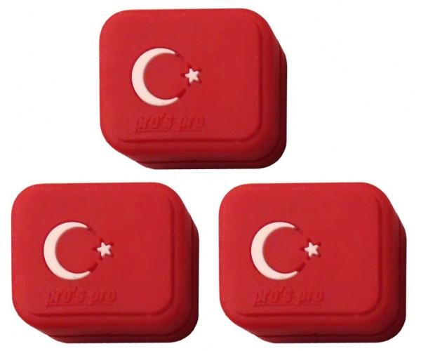 Pro's Pro Vibrationsdämpfer Vibra Stop Türkei 3er eckig