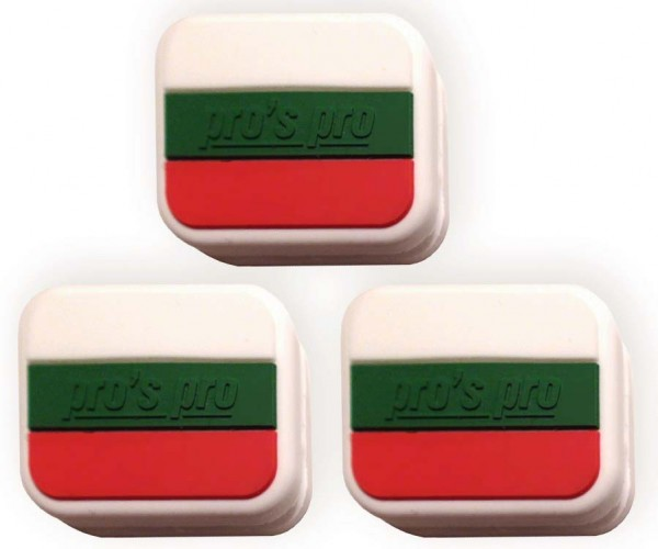 Pro's Pro Vibrationsdämpfer Vibra Stop Bulgarien 3er eckig
