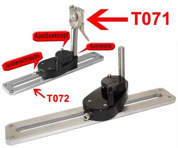 Pro's Pro Schienen-Zangen-System Automatic