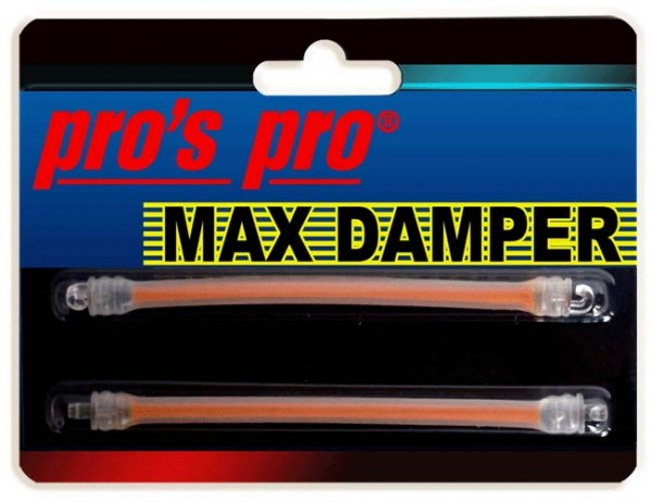 Pro's Pro Max Dämpfer 2er orange