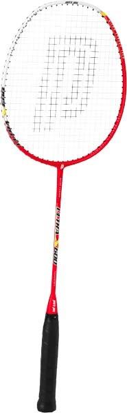 Pro's Pro Ultra 600 Badmintonracket Carbon rot