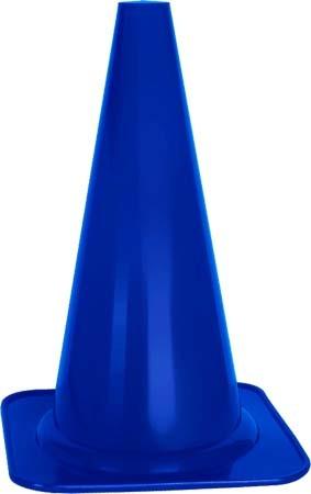 """Pro's Pro MARKIERUNGSKEGEL PROFI 15"""" blau"""