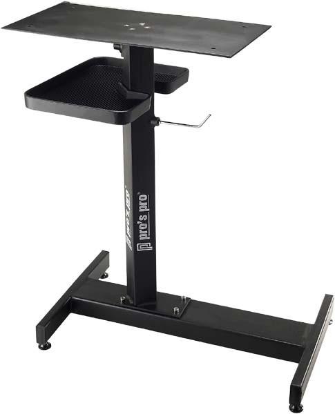 Pro's Pro Standfuss für Besaitungsmaschine Electronic TX/SX-Serie schwarz