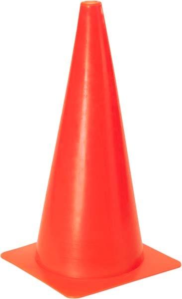 "Pros Pro Markierungskegel 15"" (38 cm) rot"
