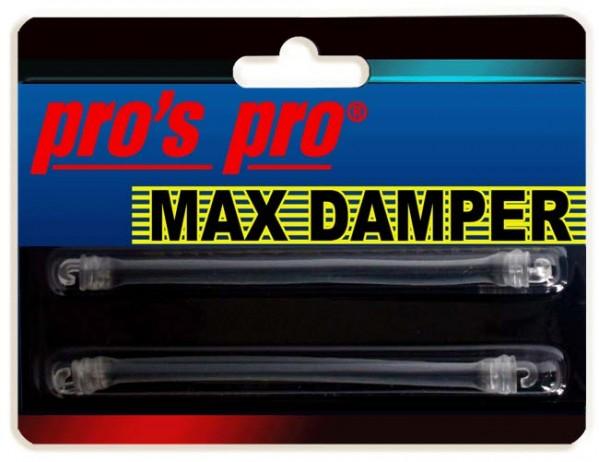 Pro's Pro Dämpfer Max Damper 2er schwarz