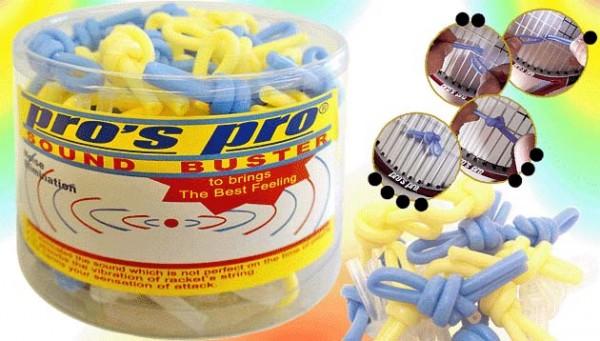 Pro's Pro Vibrationsdämpfer Sound Buster 60er Box sortiert