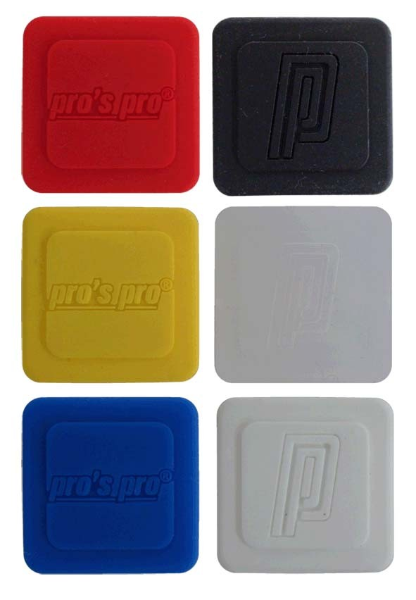 Pro's Pro Dämpfer Vibra Square 6er sortiert