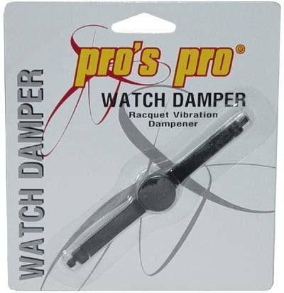 Pro's Pro Watch Damper schwarz weiß