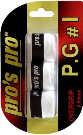 Pros Pro P.G.1 3er weiß