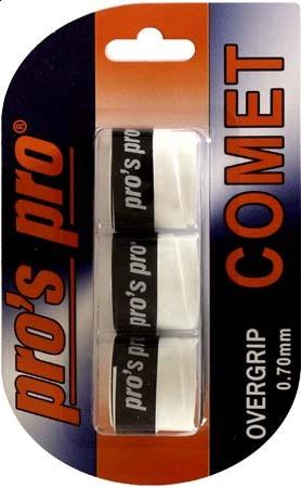 Pros Pro Comet Grip 3er weiß