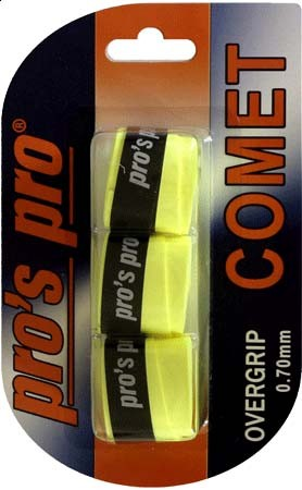 Pros Pro Comet Grip 3er gelb