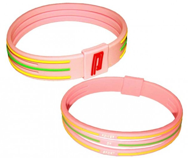 Pro's Pro Power Band No. 3 pink